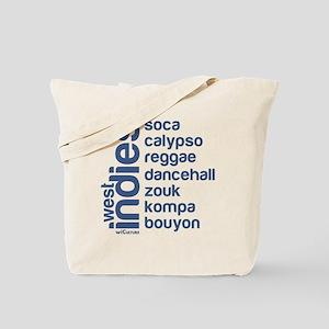 wi music Tote Bag