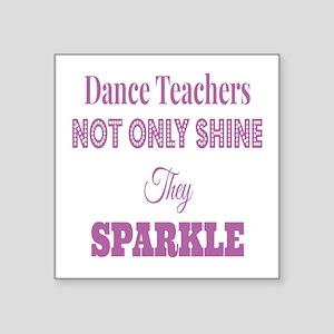 Sparkle T-Shirt Sticker