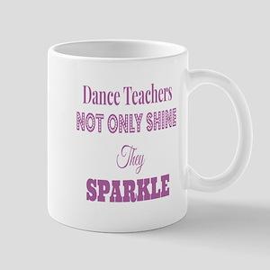 Sparkle T-Shirt Mugs