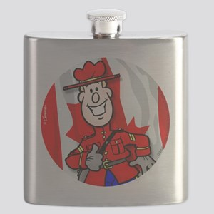 OH Canada Flask