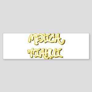 Mexica Tiahui Bumper Sticker