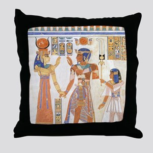 Egypt 1 Throw Pillow