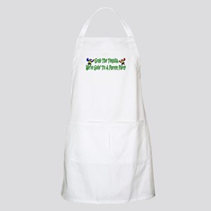 Grab The Tequila BBQ Apron