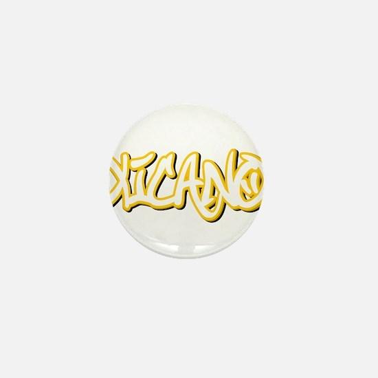 Xicano Male Mini Button