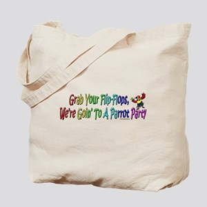 Grab Your Flip-Flops Tote Bag