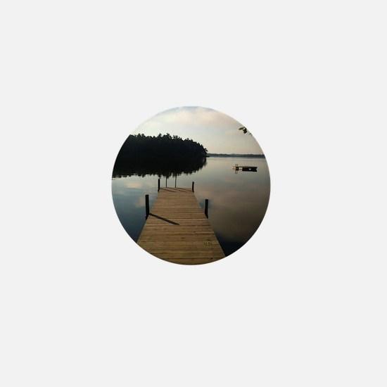 Meet Me on the Dock Mini Button