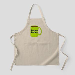 Karma Koffee Apron
