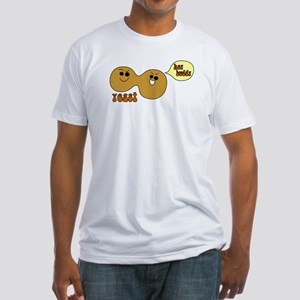 Yeast Buddies Fitted T-Shirt