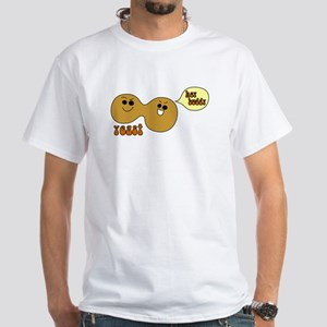 Yeast Buddies White T-Shirt