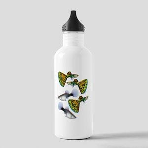 Snakeskin Cobra Guppy  Stainless Water Bottle 1.0L