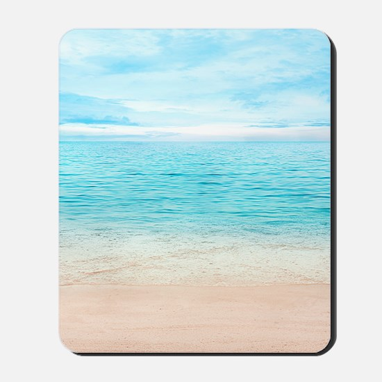 Beautiful Beach Mousepad