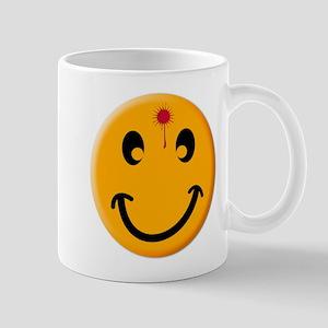 """Bust a cap in Smiley"" Mug"