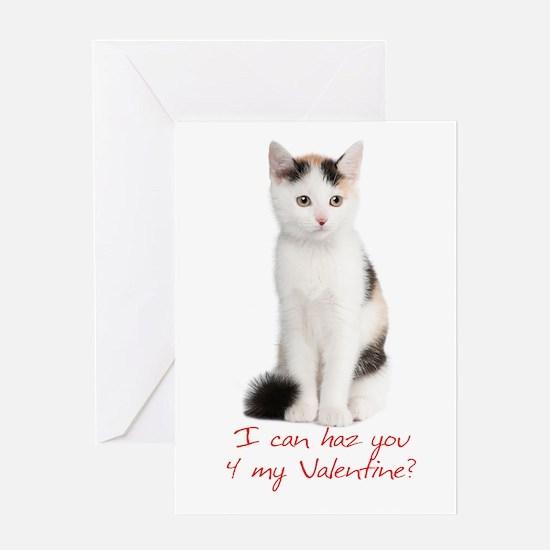 cute cat valentine cards - Cat Valentine Cards