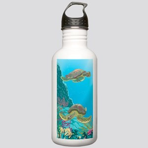 Cute Sea Turtles Stainless Water Bottle 1.0L