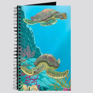 Cute Sea Turtles Journal