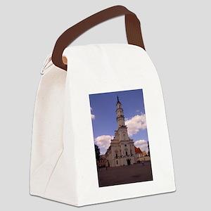 Kaunas, Church of St. Francis Xav Canvas Lunch Bag