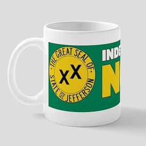 Independence Now Mug