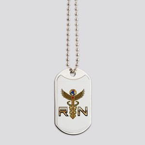 Medical RN 2 Dog Tags