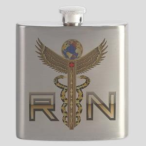 Medical RN 2 Flask