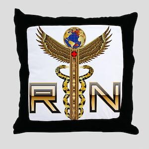 Medical RN 2 Throw Pillow