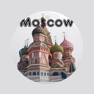 Moscow_12X12_v4_Black Round Ornament