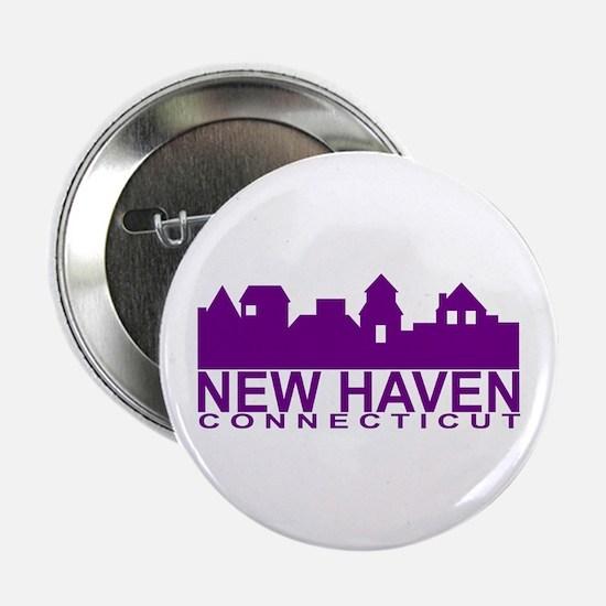 "New Haven Connecticut 2.25"" Button (10 pack)"