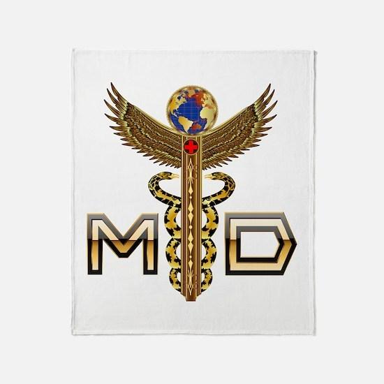 Medical MD 2 Throw Blanket
