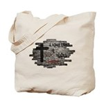A King died 4 you Tote Bag