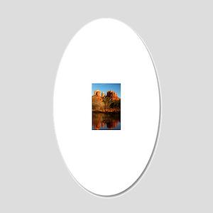 Sedona_34x44_TwinDuvet_Cathe 20x12 Oval Wall Decal