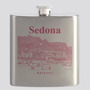 Sedona_12X12_MainStreet_Red Flask