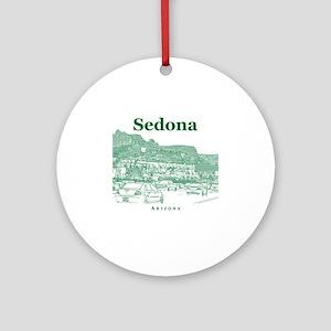 Sedona_10x10_v1_MainStreet_Green Round Ornament