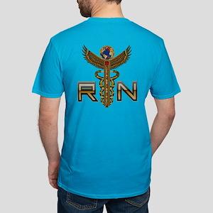 Medical RN 2 Men's Fitted T-Shirt (dark)