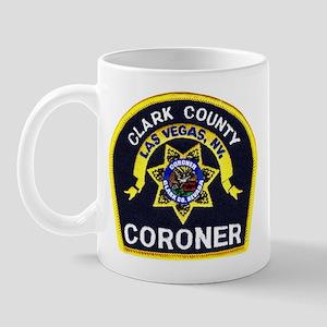 Las Vegas Coroner Mug
