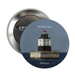 "Poe Reef Light 2.25"" Button"
