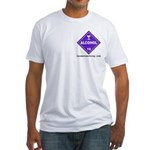 Alcohol Fitted T-Shirt