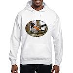 Spotted Towhee Hooded Sweatshirt