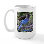 Steller's Jay Large Mug