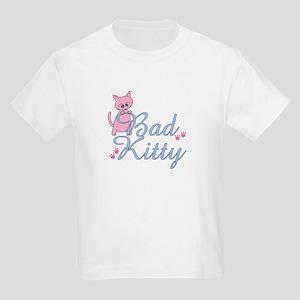 Bad Kitty Black T-Shirt