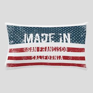 Made in San Francisco, California Pillow Case