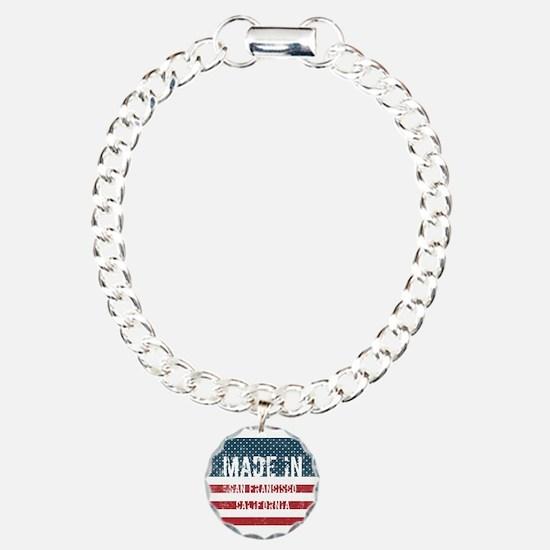 Made in San Francisco, C Bracelet