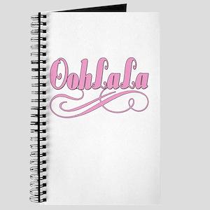 BLUEoohlalapink Journal