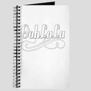 BLUEoohlalawhite Journal