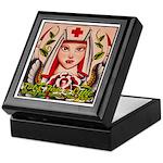 Nurse Healing Keepsake Box