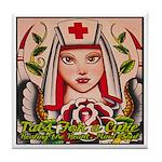 Nurse Healing Tile Coaster