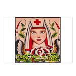 Nurse Healing Postcards (Package of 8)