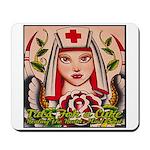 Nurse Healing Mousepad