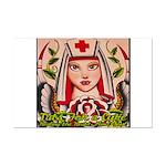 Nurse Healing Mini Poster Print