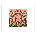 Nurse Healing Small Poster