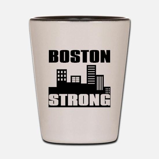 Boston Strong: Shot Glass