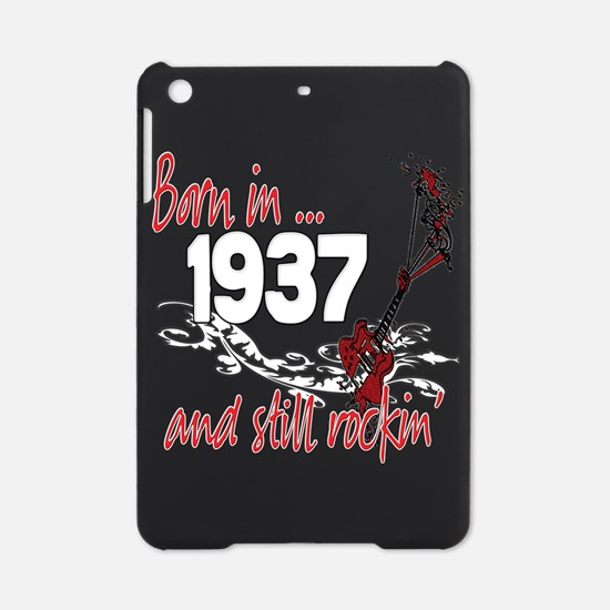 Birthyear 1937 copy.png iPad Mini Case